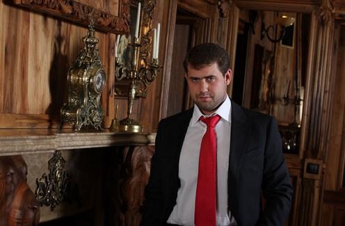 Бизнесмен Илан Шор