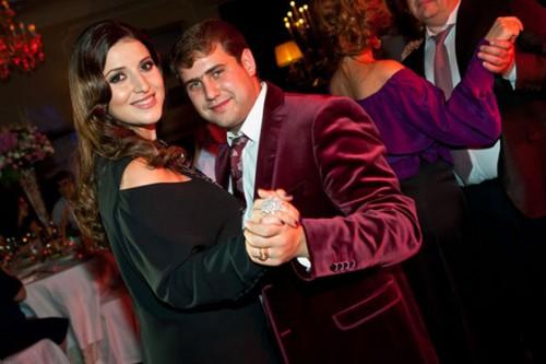 Певица Жасмин и ее супруг Илан Шор