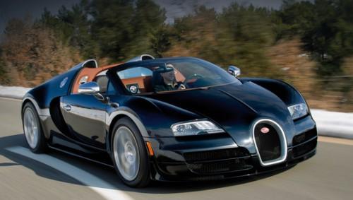Сын Абрамовича ездит на Bugatti Veyron