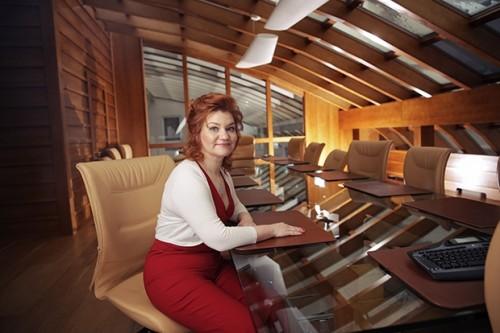 фото Евгения Дудина для Forbes Woman
