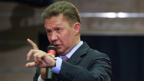 У «Газпрома» сейчас хватает своих забот. По итогам 2014 г. чистая прибыль корпорации сократилась на 86%, до 159 млрд руб. Фото: zergulio.livejournal.com