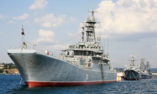 Из-за проблем с импортозамещением программа строительства российских фрегатов сорвана. Фото: Алексей Павлишак/ ТАСС