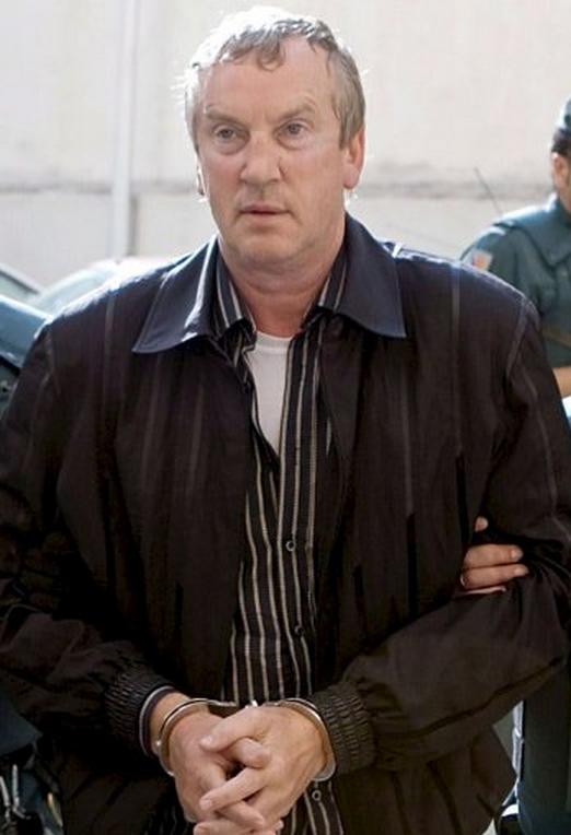 Арест Геннадия Петрова в Испании 13 июня 2008 года