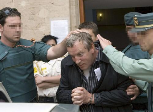 """Арест Геннадия Петрова, похоже, не финал операции """"Тройка"""" Фото elpais.com"""