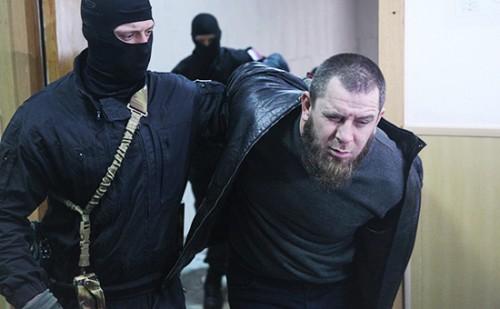 Задержанный по делу Немцова Тамерлан Эскерханов. Фото: ТАСС