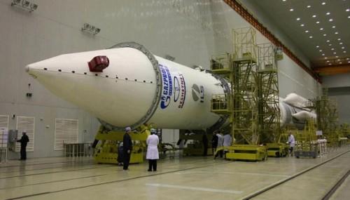 """Сейчас в России есть всего два спутниковых оператора. Первый – государственная «Космическая связь», второй – «Газпром космические системы». Фото: Журнал """"Компания""""."""