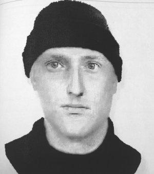 Фоторобот убийцы Юрия Тишкова. Фото: Новая газета