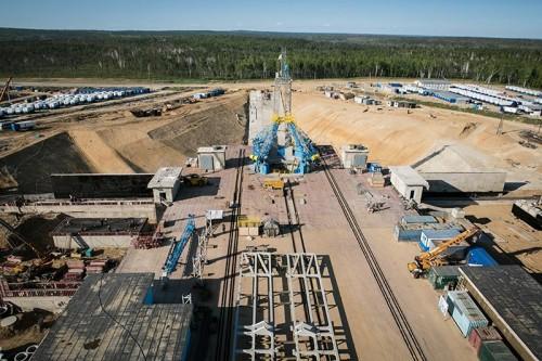 Космический ракетный комплекс для «Союза-2» на Восточном оказался в 2,3 раза дороже своего аналога на Куру и на 60% выше даже верхней планки стоимости сравнимых космодромов Фото: Алена Кондюрина для РБК