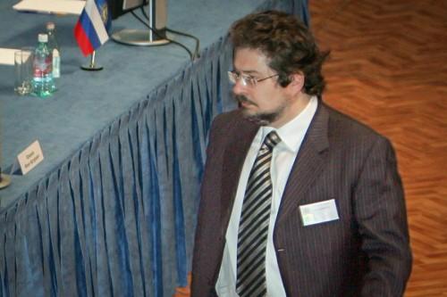 Бывший финансовый директор РАО «ЕЭС России» Дмитрий Журба. Фото: Коммерсантъ
