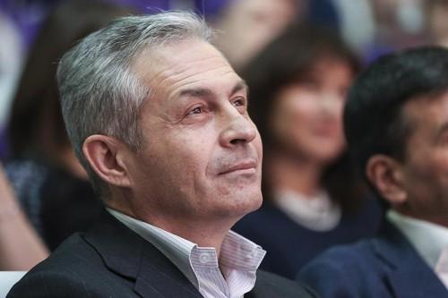 Бывший первый заместитель председателя «Роснано» Андрей Раппопорт. Фото: Екатерина Кузьмина/РБК