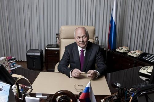 Глава Союза машиностроителей России, генеральный директор государственной корпорации «Ростех» Сергей Чемезов