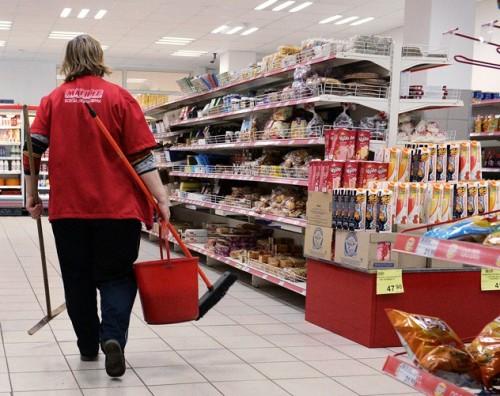 Сеть планирует открыть более 2090 новых магазинов. Но наберется ли персонал?Фото: slon.ru