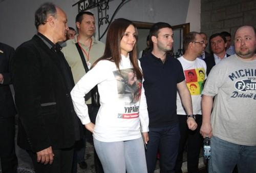 Евгения Тимошенко и Артур Чечеткин Фото: страница Евгении Тимошенко во «ВКонтакте»