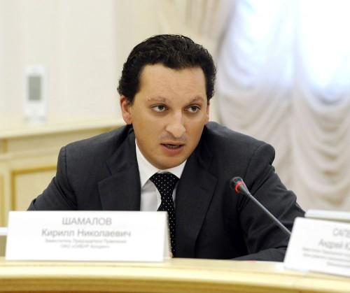 Кирилл Шамалов с партнерами поставил на 1 млрд руб. компьютеров МВД.Фото: Коммерсант