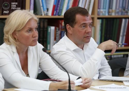 При формировании правительства Медведева в 2012 году Голодец стала вице-премьером, курирующей всю социальную сферу. Фото: supercoolpics.com