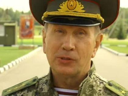Виктор Золотов. Фото: Стоп-кадр «России 1»