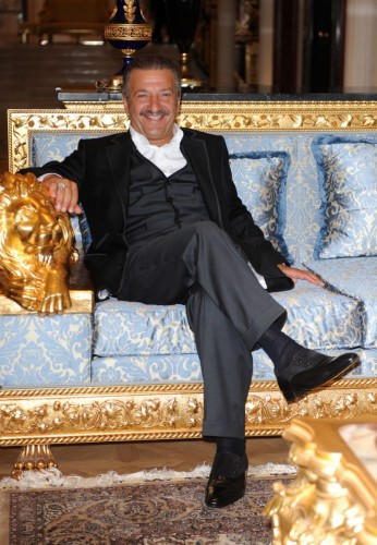Тельман Исмаилов. Фото: Zak Hussein/PA Photos/ТАСС