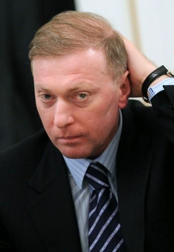 Муса Бажаев. Фото: Валерий Шарифулин. ТАСС