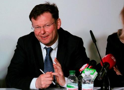 Александр Боровик — гарвардский выпускник