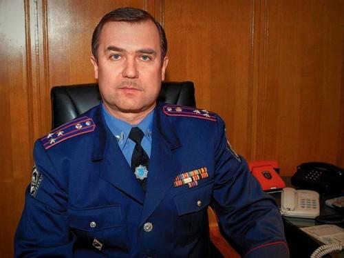 Анатолий Сиренко — главный ГАИшник