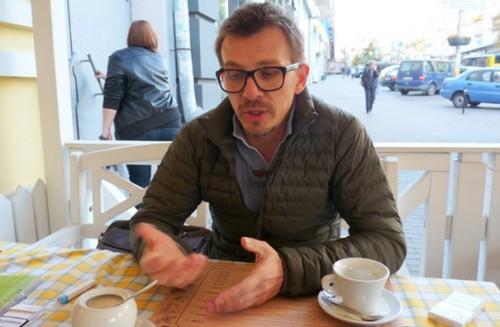 Денис Бродский — учитель чиновников