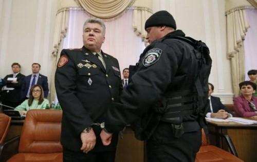 Сергей Бочковский — задержанный в прямом эфире