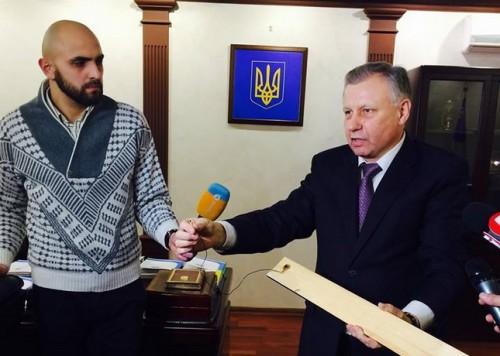 Сергей Чеботарь — заместитель министра внутренних дел