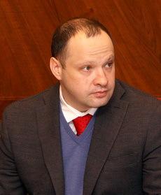 Алексей Чернов. Фото: Официальный сайт Коми