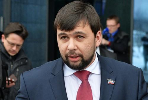 Денис Пушилин.  Фото: Виктор Толочко / РИА Новости