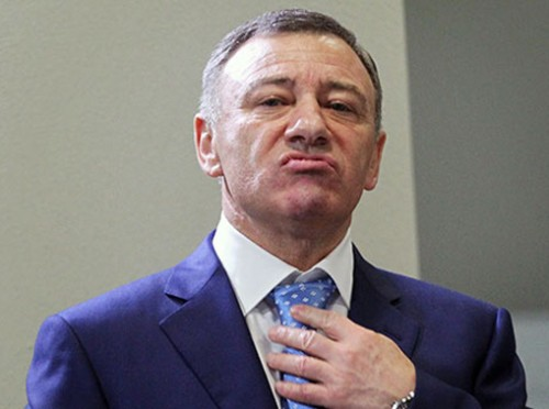 Аркадий Ротенберг, хозяин «СМП-Банка»