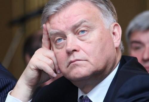 Владимир Якунин, экс-президент ОАО «РЖД»