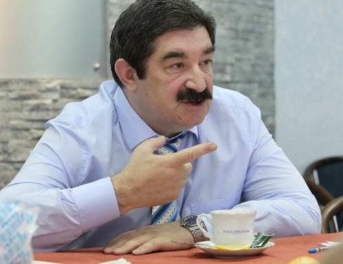 Петр Кацыв, вице-президент РЖД по развитию Московского транспортного узла