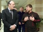 Рабочий визит президента Дагестана Рамазан Абдулатипов в Чечню