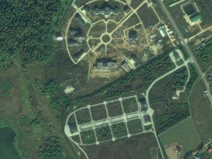 «Миллергоф» на карте Фото: Google Maps