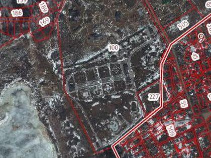 Границы «Миллергофа» Фото: Скриншот