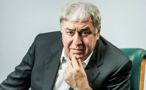 Михаил Гуцериев (57 лет) отвечает за главный и самый денежный бизнес группы — добычу и переработку нефти Фото: Дмитрий Терновой для РБК