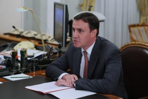 Глава «Россельхозбанка» Дмитрий Патрушев — один из «принцев»