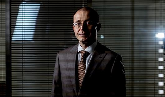 Руководитель фонда S-Group Capital Management Марат Набиуллинфото Арсения Несходимова для Forbes