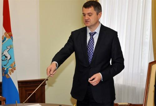 Сергей Шатило Фото: smt-samara.ru