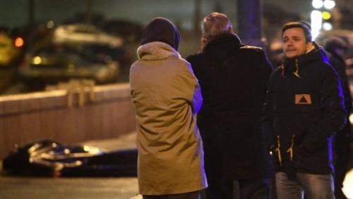 убийства политика Бориса Немцова.Фото: РИА Новости