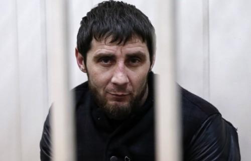 Обвиняемый в убийстве Бориса Немцова -  Заур Дадаев