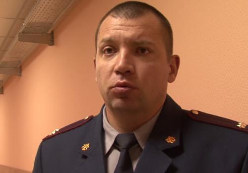 Алексей Хорев, начальник СИЗО-4. Фото: Новая газета