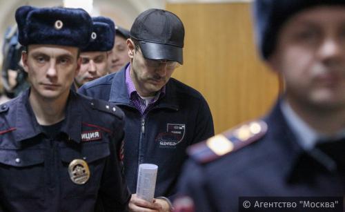 Ответственный за безопасность аэропорта «Домодедово» Андрей Данилов. Фото: Новая газета