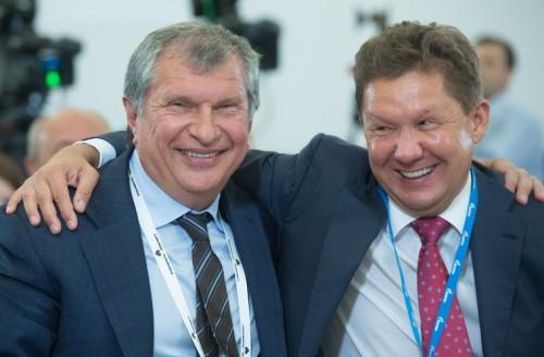 Сечин подписал это письмо 27 января (как раз в этот день он встречался с Миллером в офисе «Газпрома»), а Миллер — 8 февраля.