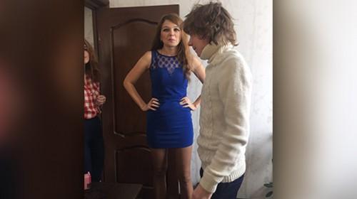 Мама Руслана - Вера Щедрина