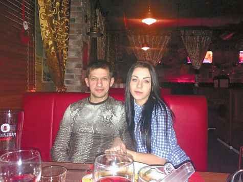 Погибший Вячеслав Трясухо с дочерью Дарьей.