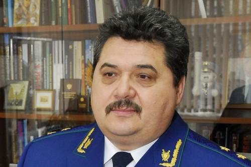Бывший прокурор Москвы Сергей Куденеев