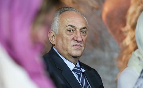 Российский бизнесмен, владелец девелоперской компании Coalco Василий Анисимов.