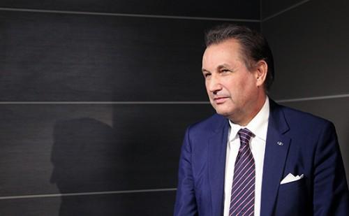 Президент АвтоВАЗа Бу Андерссон. Фото: Екатерина Кузьмина/РБК