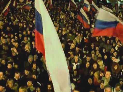 Главным героем «русской весны» был народ.